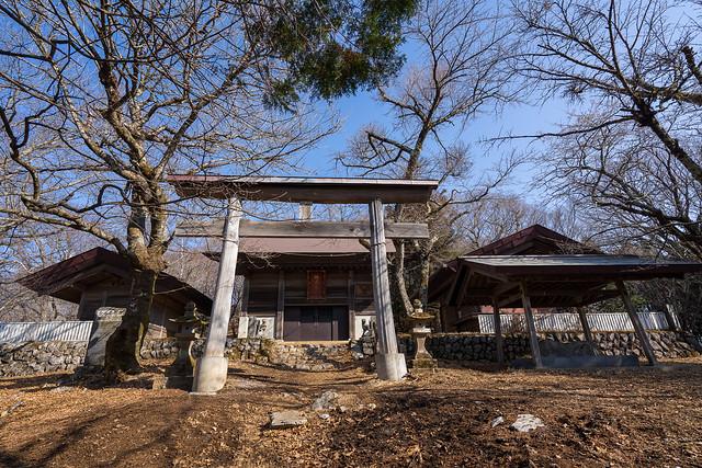 山頂・御嶽神社