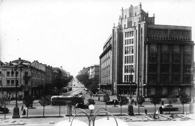 Киевский Центральный универмаг