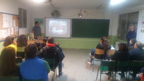 Colegio Cervantes Jornada de Puertas Abiertas