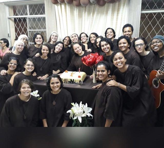 8 anos de missão em Belo Horizonte/MG