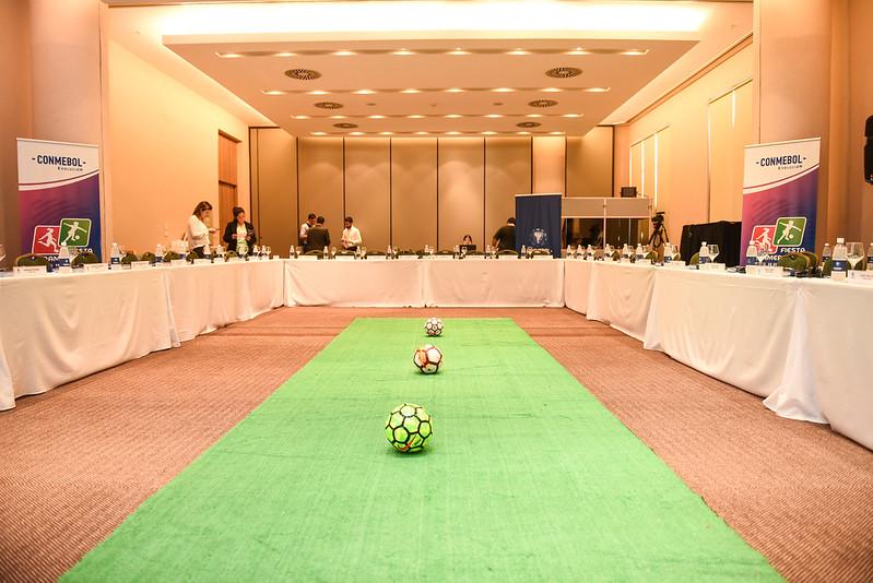 Workshop de Expertos Técnicos - CONMEBOL