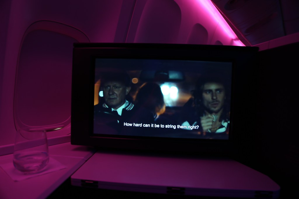 Virgin Australia business class 60