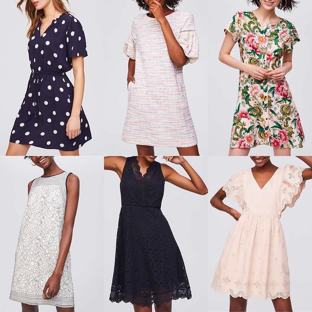 $49.50 Dresses at LOFT