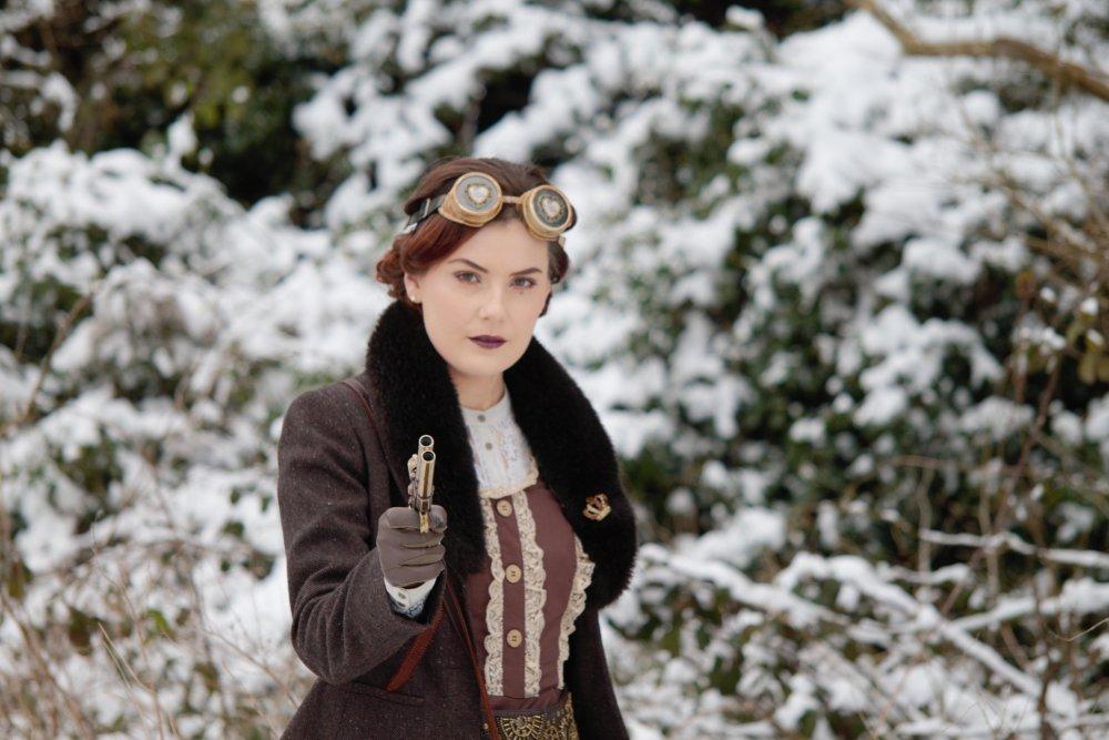 Snowy Steampunk