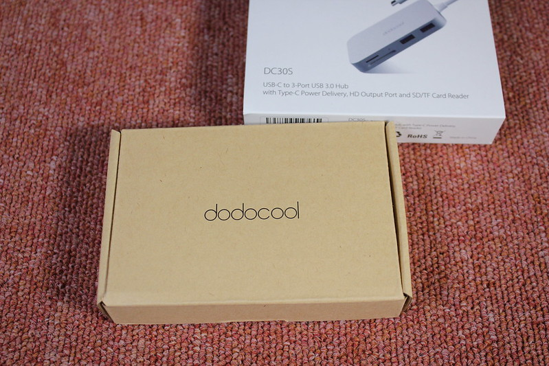 dodocool USB Type-Cハブ 開封レビュー (6)