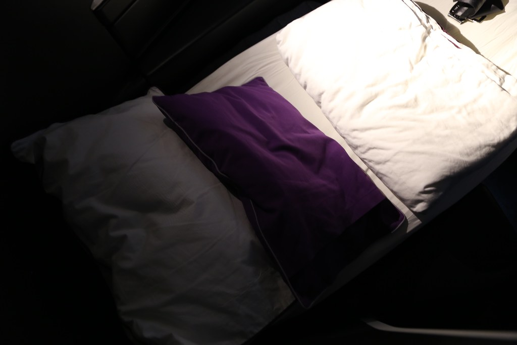 Virgin Australia business class 64
