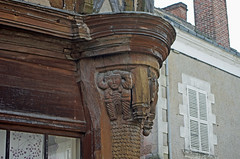 Levroux (Indre) - Photo of Saint-Pierre-de-Lamps