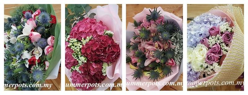 florist malaysia summer