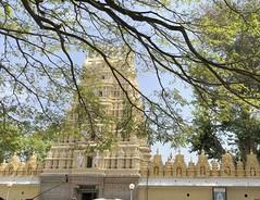 India (Mysore) Temple  of Mysuru Palace Complex