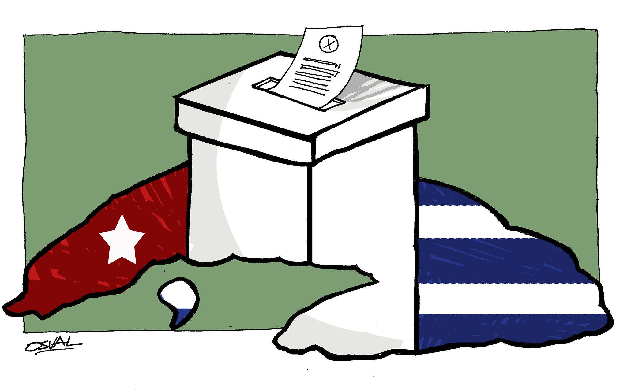 Elecciones en Sancti Spíritus, Cuba