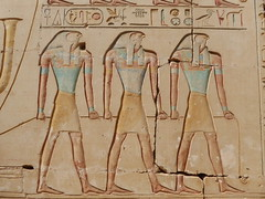 Abydos - Ramesses II Temple