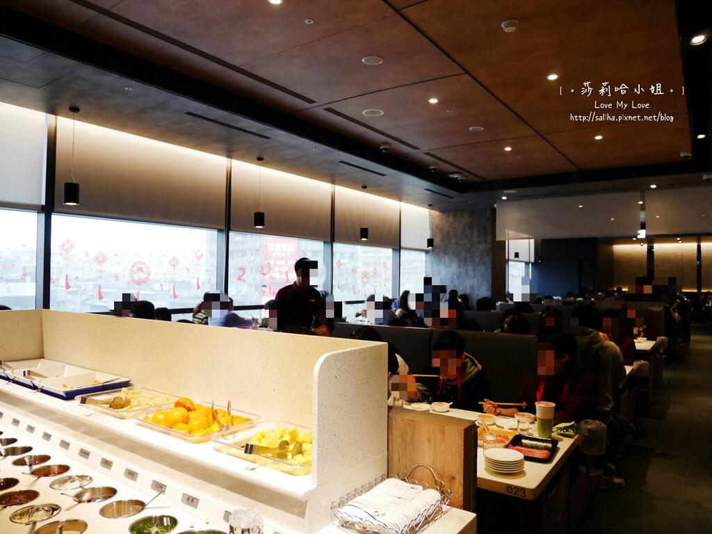 台北車站京站美食餐廳海底撈火鍋 (28)