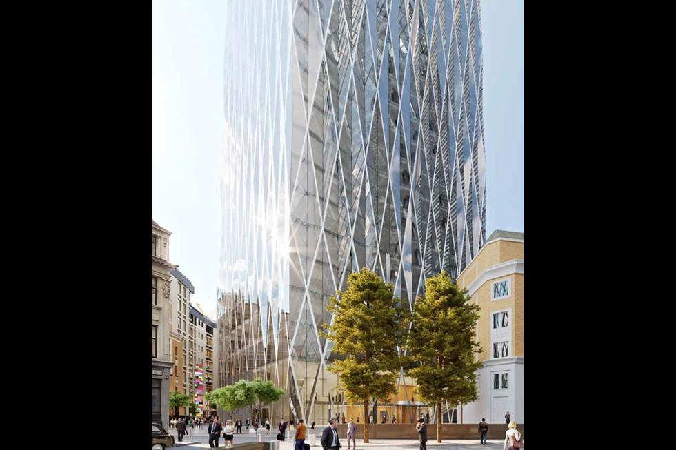 100 Leadenhall Street City Of London 247m 56 Fl