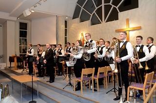 Göta Brass Band - svenska mästare 2017