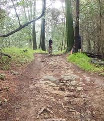 Scott on the bonus trail