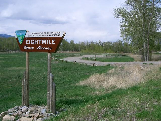 Eightmile Day Use Area