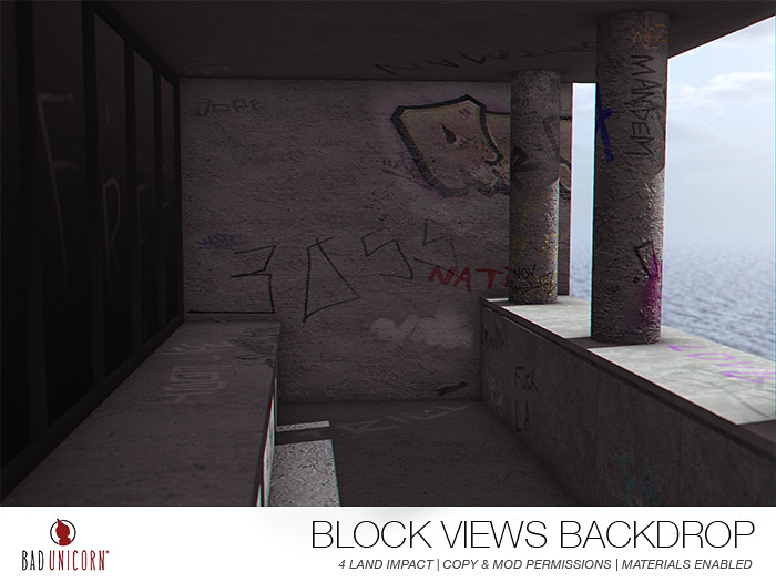 NEW! Block Views Backdrop - TeleportHub.com Live!