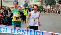 Vrabcová vylepšila v Pečkách znovu traťový rekord, finiš na čáře vyhrál Janů
