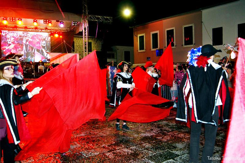Танец мушкетеров из Панчево