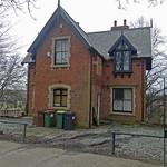 Miller Park park-keeper's lodge