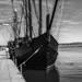 Nina Pinta Port of Guntersville Docked 2 BW.jpg by One Arm Don