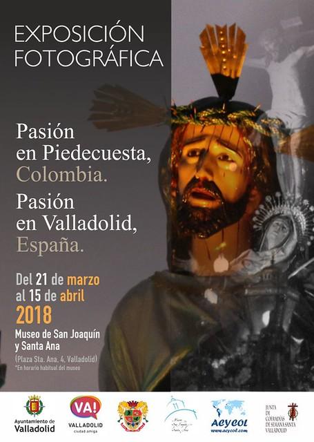 Exposición fotográfica Semana Santa en Piedecuesta
