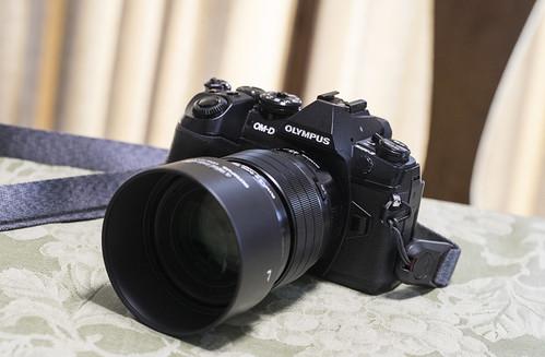 OM-D E-M1 Mark II & 45mmF12_01