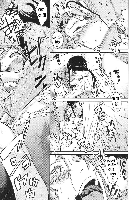 HentaiVN.net - Ảnh 16 - Harem Seikatsu - ハーレム生活 - Không phải siêu phẩm - chap 2