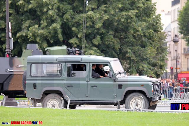 BDQJ14-1667 Durisotti Land Rover Defender