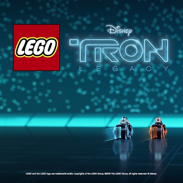 Zwiastun LEGO Ideas 21314 Tron Legacy
