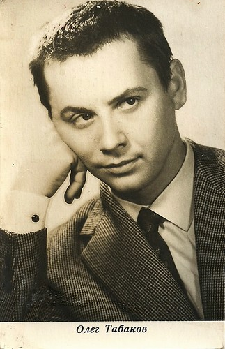Oleg Tabakov (1935-2018)