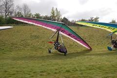 G-MZHI Solar Wings Pegasus [7337] Popham 020509
