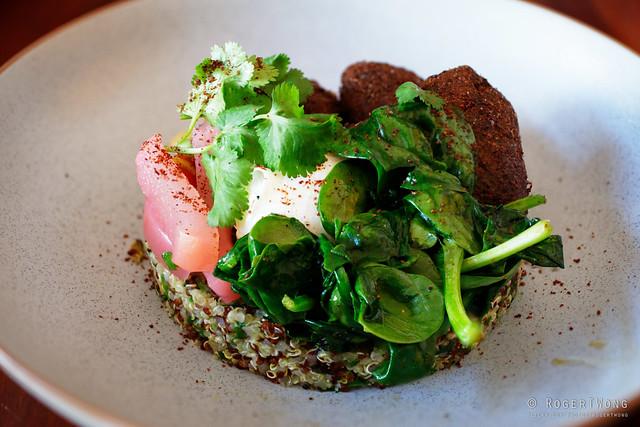 20180319-07-Falafel and grain bowl at Berta in Hobart