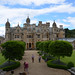 Small photo of Harlaxton Manor, South west aspect.