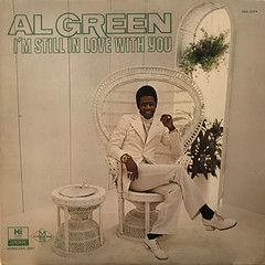 AL GREEN:I'M STILL IN LOVE WITH YOU(JACKET A)