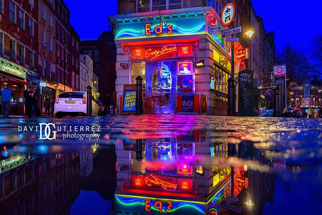 Prismatic - Soho, London, UK