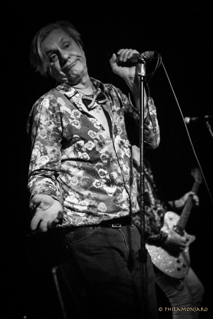 The Fleshtones live at The Beat Kitchen Chicago