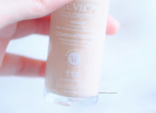 Revlon Colorstay Makeup for Combination Oily Skin Ivory3