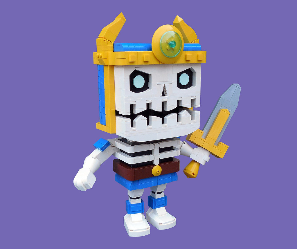 LEGO® MOC by Vitreolum: Yorick