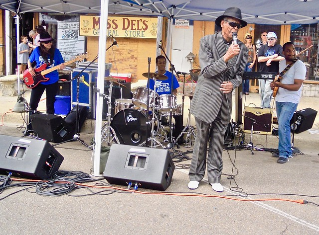 blues down in clarksdale with.. (WATCH)