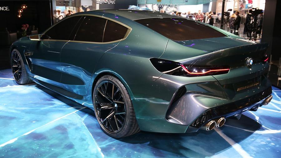 BMW M8 Concept 2