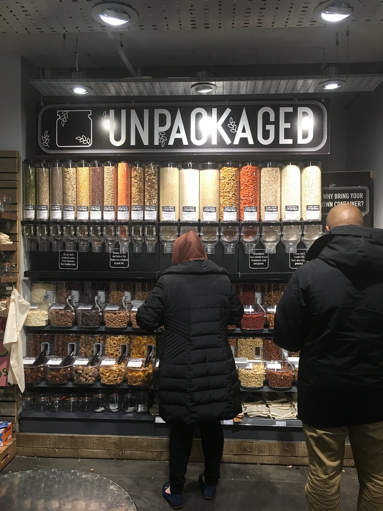 Unpackaged