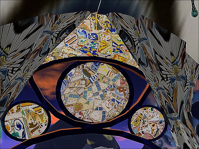 LEA1: Circus at the Gaudi Park - Circus Tiffany