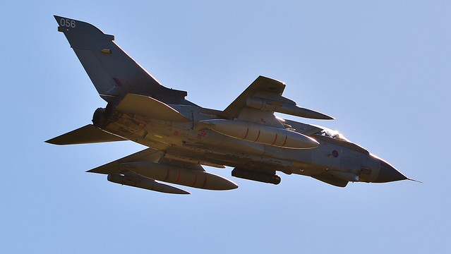Tornado GR.4 ZA588 056