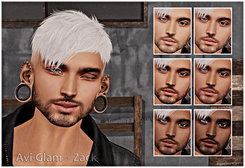 Avi-Glam - Zack