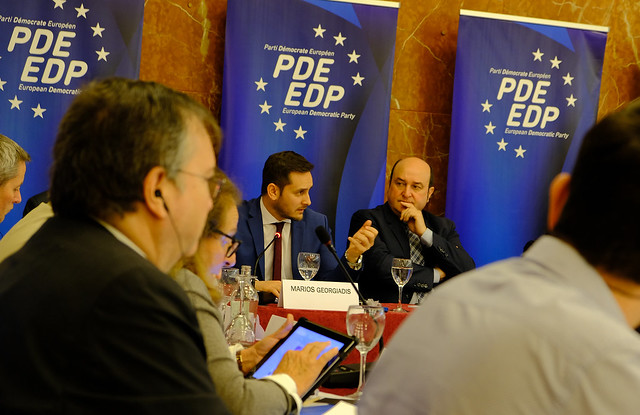 Conference on Migrations & EDP Council in Las Palmas - 16 March 2018