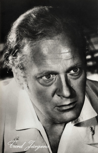 Curd Jürgens in Tamango (1958)
