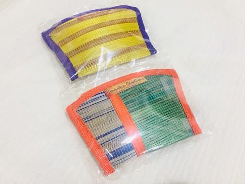 weaved wallets