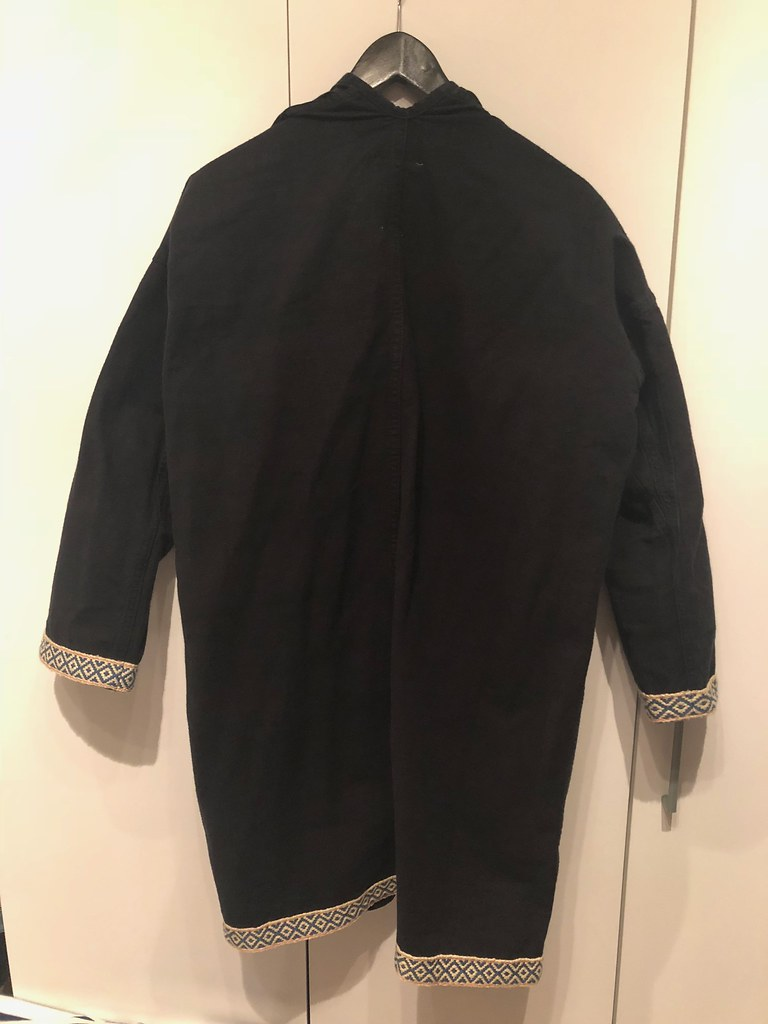 Visvim Silk Road Sanjuro Coat