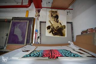 Aida Wilde Studio Visit